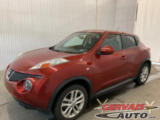 Used 2012 Nissan Juke SV AWD Mags A/C Bluetooth for sale in Trois-Rivières, QC