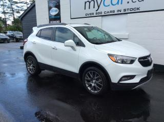 Used 2020 Buick Encore Sport Touring PREFERRED, SUNROOF, FACTORY AUTOSTART!! for sale in Richmond, ON