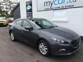 Used 2016 Mazda MAZDA3 GS SUNROOF, HEATED SEATS, BACKUP CAM, BLUETOOTH!! for sale in Richmond, ON