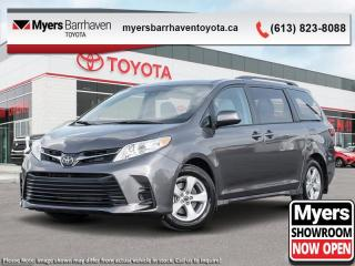 New 2020 Toyota Sienna LE 8-Passenger  - Heated Seats - $254 B/W for sale in Ottawa, ON