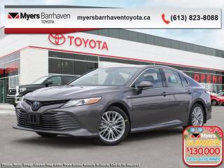 New 2020 Toyota Camry Hybrid XLE  - Sunroof -  Navigation - $301 B/W for sale in Ottawa, ON
