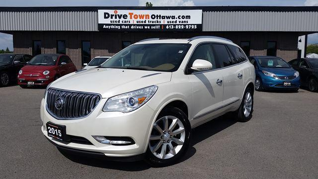 2015 Buick Enclave PREMIUM AWD **NAVIGATION**DVD**MOONROOF**