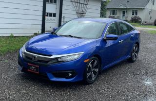 Used 2016 Honda Civic Sedan Touring for sale in Tiny, ON