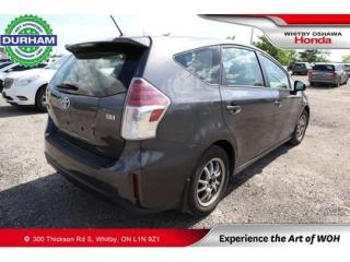 Used 2016 Toyota Prius V Base 5dr HB for sale in Whitby, ON