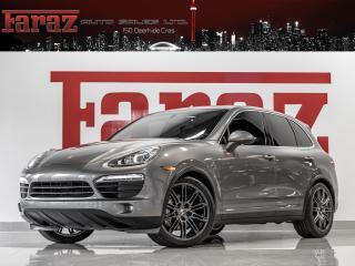 Used 2011 Porsche Cayenne S|V8|TV/DVD|BOSE|NAVI|REAR CAM|21