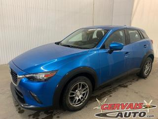 Used 2016 Mazda CX-3 GX AWD MAGS NAVIGATION CAMERA DE RECUL *Traction intégrale* for sale in Trois-Rivières, QC