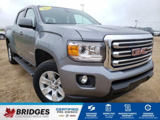 Used 2018 GMC Canyon SLE**Pwr seat | Remote start | Backup cam** for sale in North Battleford, SK
