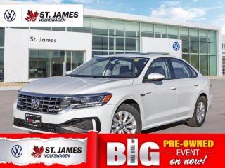 New 2020 Volkswagen Passat Execline ***DEMO*** Price includes Winter Wheel Package for sale in Winnipeg, MB