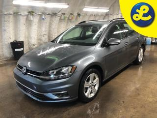 Used 2019 Volkswagen Golf Sportwagon Comfortline * AWD *  Roof Rails * Back Up Camera * Heated Cloth Seats * Cruise Control * Steering Wheel Controls * Sport/Manual Mode* Automatic Headli for sale in Cambridge, ON