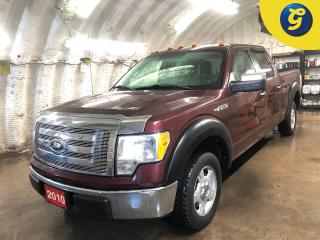 Used 2010 Ford F-150 Super Crew * Bed Liner * Fender Flares *  6 Passenger * Cruise Control * AM/FM/SiriusXm/Aux * Keyless Entry * Power Windows/Locks * Traction for sale in Cambridge, ON