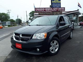 Used 2012 Dodge Grand Caravan Crew for sale in Scarborough, ON