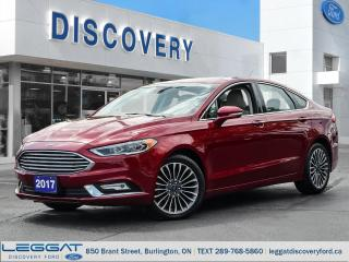 Used 2017 Ford Fusion for sale in Burlington, ON