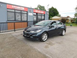 Used 2016 Chevrolet Cruze LT|BACKUP CAMERA|BLUETOOTH|USB/AUX for sale in St. Thomas, ON
