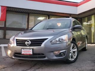 Used 2014 Nissan Altima 2.5 SV Sunroof   Back up Camera   Heated Seats for sale in Waterloo, ON
