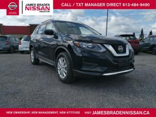 New 2020 Nissan Rogue S for sale in Kingston, ON