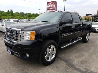 Used 2013 GMC Sierra 2500 HD Denali DIESEL !! NAVIGATION !!  SUNROOF !! for sale in Cambridge, ON