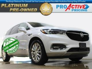 Used 2018 Buick Enclave Premium | AWD | 3.6L V6 | 7 Pass | Sunroof | Nav | for sale in Virden, MB