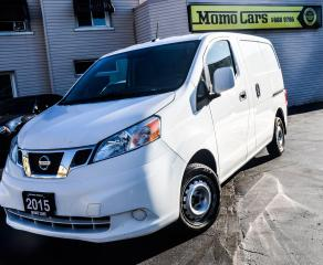 Used 2015 Nissan NV200 cargo for sale in St. Catharines, ON