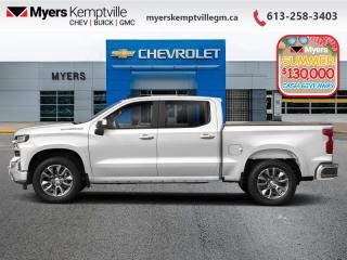 New 2020 Chevrolet Silverado 1500 Custom  - Assist Steps for sale in Kemptville, ON