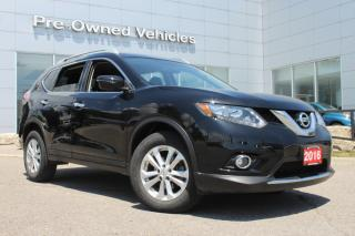 Used 2016 Nissan Rogue SV ONE OWNER ACCIDENT FREE TRADE WITH ONLY 13197 KMS.NISSAN CERTIFIED PREOWNED! for sale in Toronto, ON