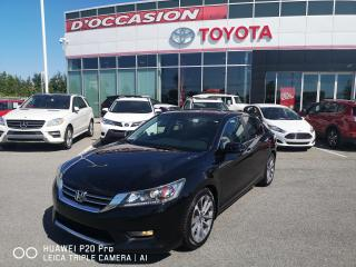 Used 2014 Honda Accord SPORT **MAGS/FOGS/CAMERA** for sale in St-Eustache, QC