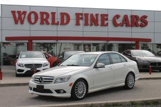Used 2010 Mercedes-Benz C-Class | One Owner! | *Accident Free* for sale in Etobicoke, ON