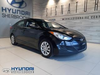 Used 2013 Hyundai Elantra GL+CRUISE+BLUETOOTH+GROUPE ÉLECTRIQUE for sale in Sherbrooke, QC