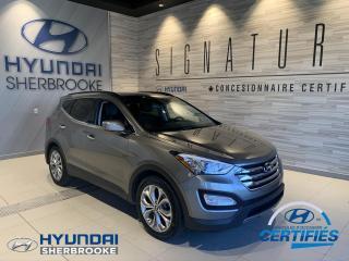 Used 2015 Hyundai Santa Fe SE+2.0T+AWD+CUIR+TOIT PANO+CAMERA for sale in Sherbrooke, QC