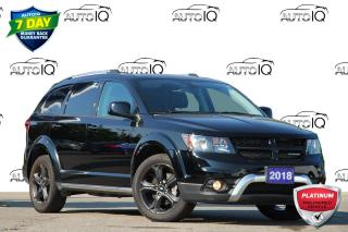 Used 2018 Dodge Journey Crossroad CROSSROAD   AWD   LEATHER   7 PASSENGER   for sale in Kitchener, ON