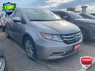 Used 2016 Honda Odyssey EX / ONLY 58 KM for sale in Kitchener, ON