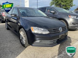 Used 2015 Volkswagen Jetta 2.0 TDI Comfortline TDI DIESEL / MANUAL / REVERSE CAMERA for sale in Kitchener, ON