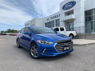 Used 2018 Hyundai Elantra GLS for sale in St Thomas, ON