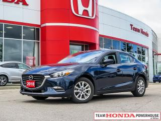 Used 2018 Mazda MAZDA3 SE for sale in Milton, ON