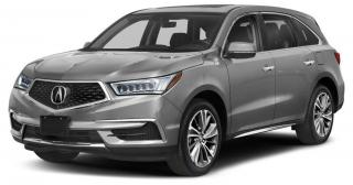 New 2020 Acura MDX Tech for sale in Burlington, ON