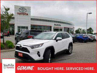 Used 2019 Toyota RAV4 AWD XLE PREMIUM - TOYOTA SAFETY SENSE 2.0 - DRIVER SEAT MEMORY for sale in Stouffville, ON