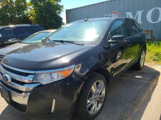 Used 2013 Ford Edge Limited for sale in Barrie, ON