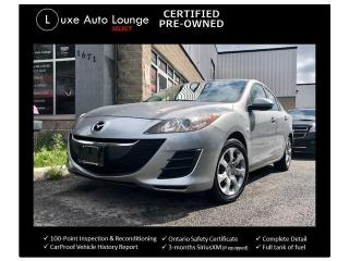 Used 2010 Mazda MAZDA3 FUEL EFFICIENT & FUN TO DRIVE!! for sale in Orleans, ON