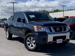Used 2014 Nissan Titan REVERSE CAMERA, BLUETOOTH for sale in Midland, ON