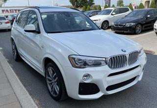 Used 2016 BMW X3 AWD 4DR XDRIVE35I for sale in Dorval, QC