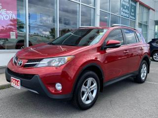 Used 2014 Toyota RAV4 XLE AWD+NAV+REMOTE START! for sale in Cobourg, ON