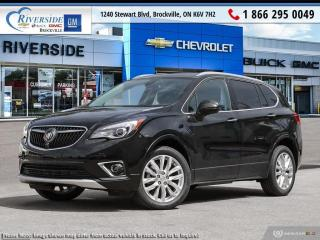 New 2020 Buick Envision Premium II for sale in Brockville, ON