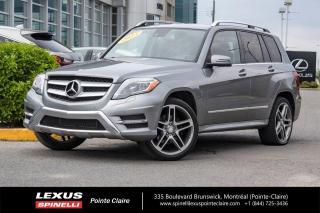 Used 2013 Mercedes-Benz GLK-Class GLK 350 **4 MATIC**CUIR**GPS**CAMERA DE RECULE**BAS MILEAGE** for sale in Montréal, QC