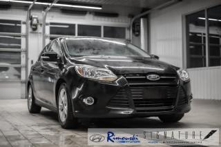 Used 2012 Ford Focus SE chez Rimouski Hyundai for sale in Rimouski, QC