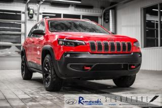 Used 2019 Jeep Cherokee Trailhawk 4X4 for sale in Rimouski, QC