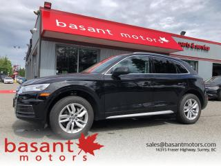 Used 2019 Audi Q5 Komfort 45 TFSI quattro for sale in Surrey, BC