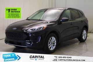 New 2020 Ford Escape S for sale in Regina, SK