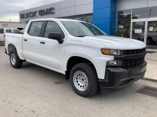 New 2020 Chevrolet Silverado 1500 Work Truck for sale in Listowel, ON