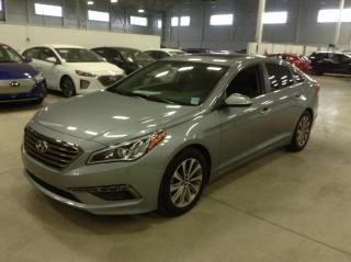 Used 2016 Hyundai Sonata SE Cuir Toit Pano Nav for sale in Longueuil, QC