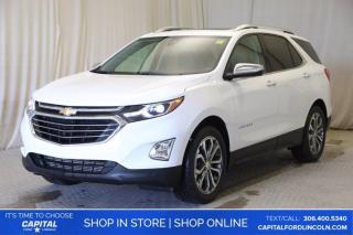 Used 2019 Chevrolet Equinox Premier AWD for sale in Regina, SK