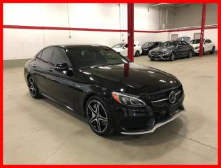 Used 2018 Mercedes-Benz C-Class C43 AMG 4MATIC DISTRONIC PREMIUM 360 CAM for sale in Vaughan, ON